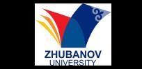 ZHUBANOV logo